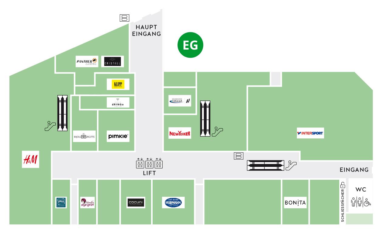 EKZ-Weinland Erdgeschoss