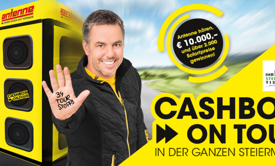 Die Antenne Cashbox